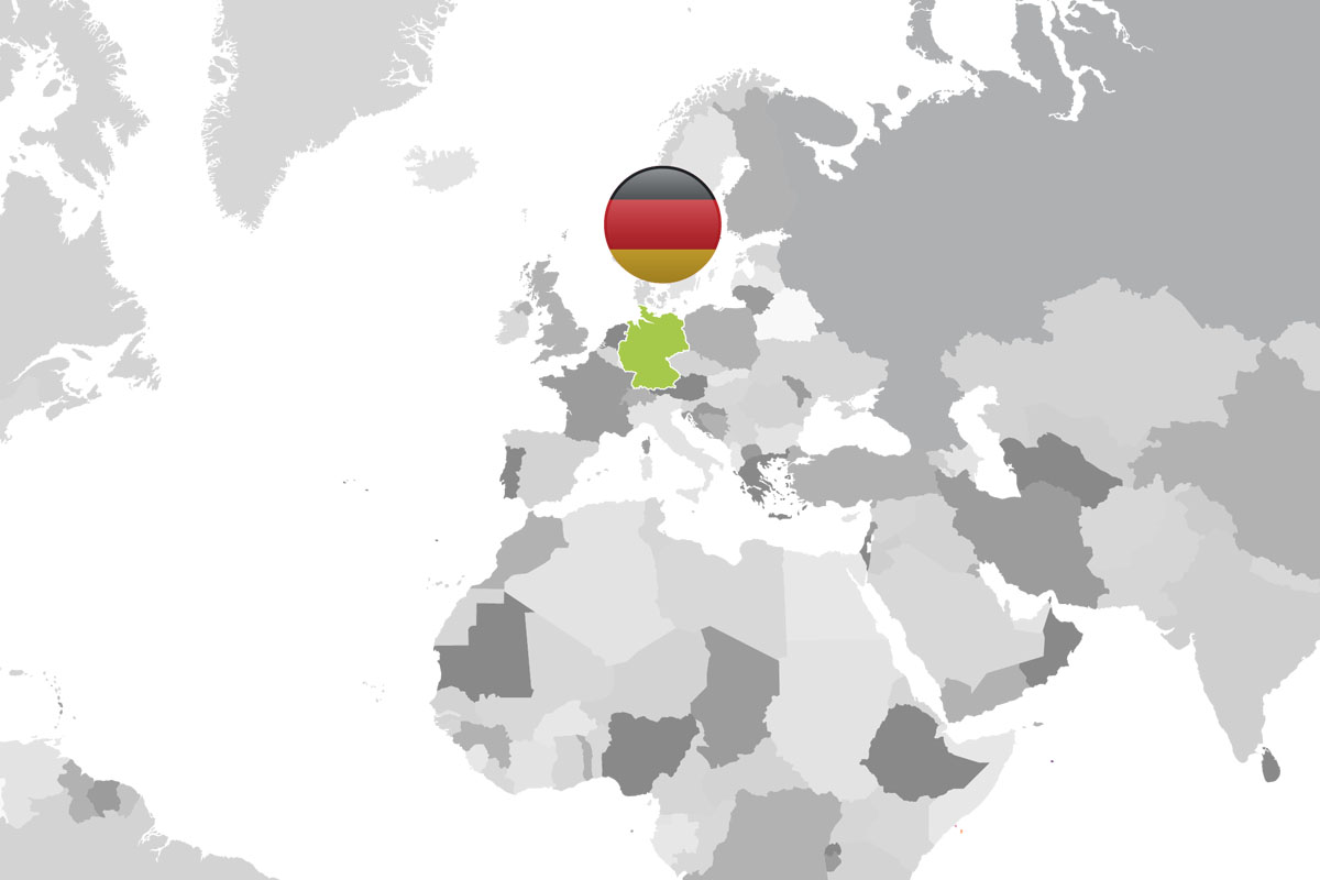 World Map Of Germany.World Map Germany Bofa