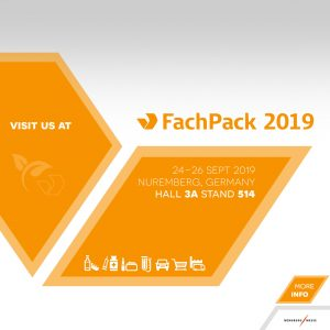 FachPack 2019 - Hall 3A, Stand 514