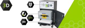 BOFA Product Focus - 3D PrintPRO 4 system technology